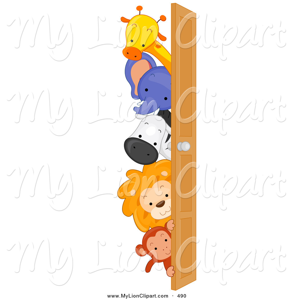 Door clipart cute door #2