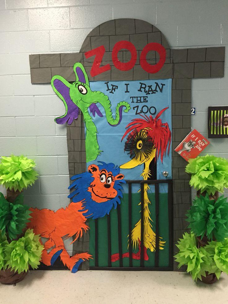 Zoo clipart door 25+ the ideas I board