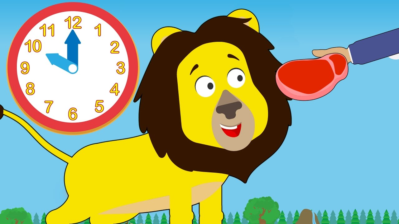 Zoo clipart feeding Feeding Number With Toddler Number