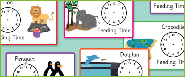 Zoo clipart feeding Time Posters  Zoo Free