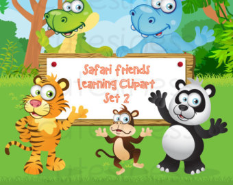 Zoo clipart forest animal Clip Clipart Clipart Clipart Animal