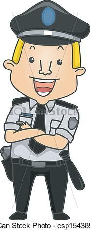 Zoo clipart guard Security clip Photos stock Occupation