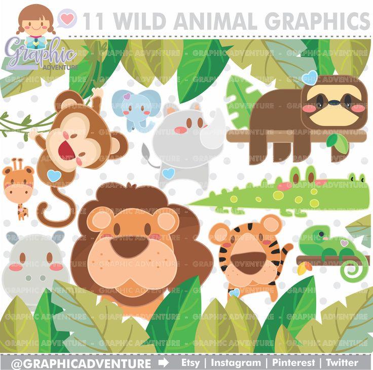 Zoo clipart jungle monkey Jungle Accessories Best Clipart Graphics