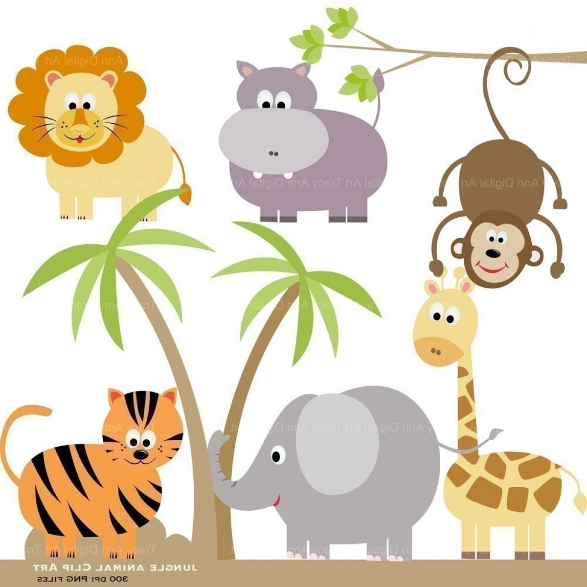 Zoo clipart layout Layout Layout Clip Graphic: Top