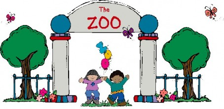 Zoo clipart let's go Living We to the learn