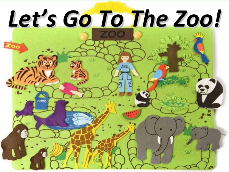 Zoo clipart let's go The Zoo At  Animals