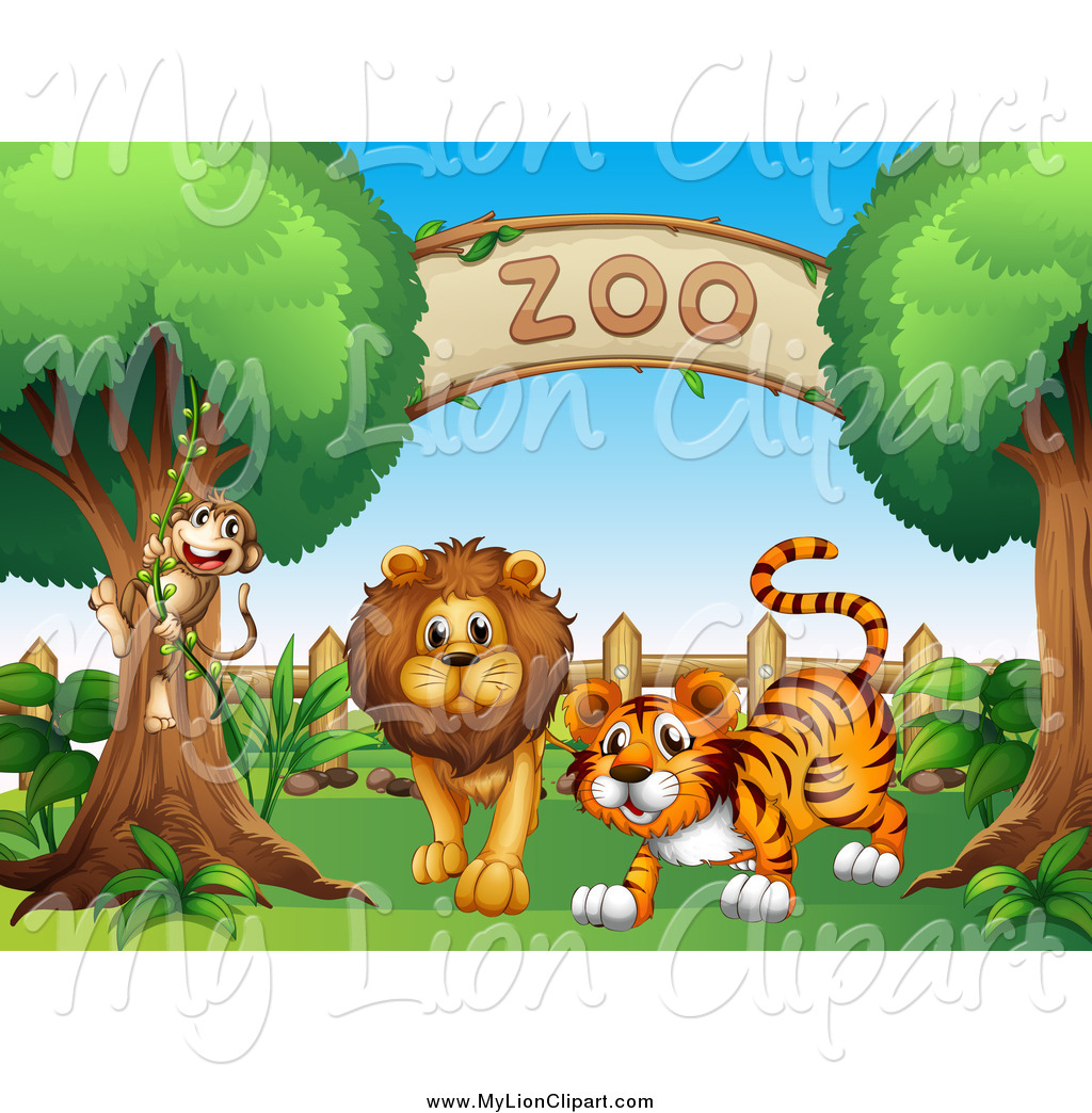 Lion Zoo of Entrance Designs