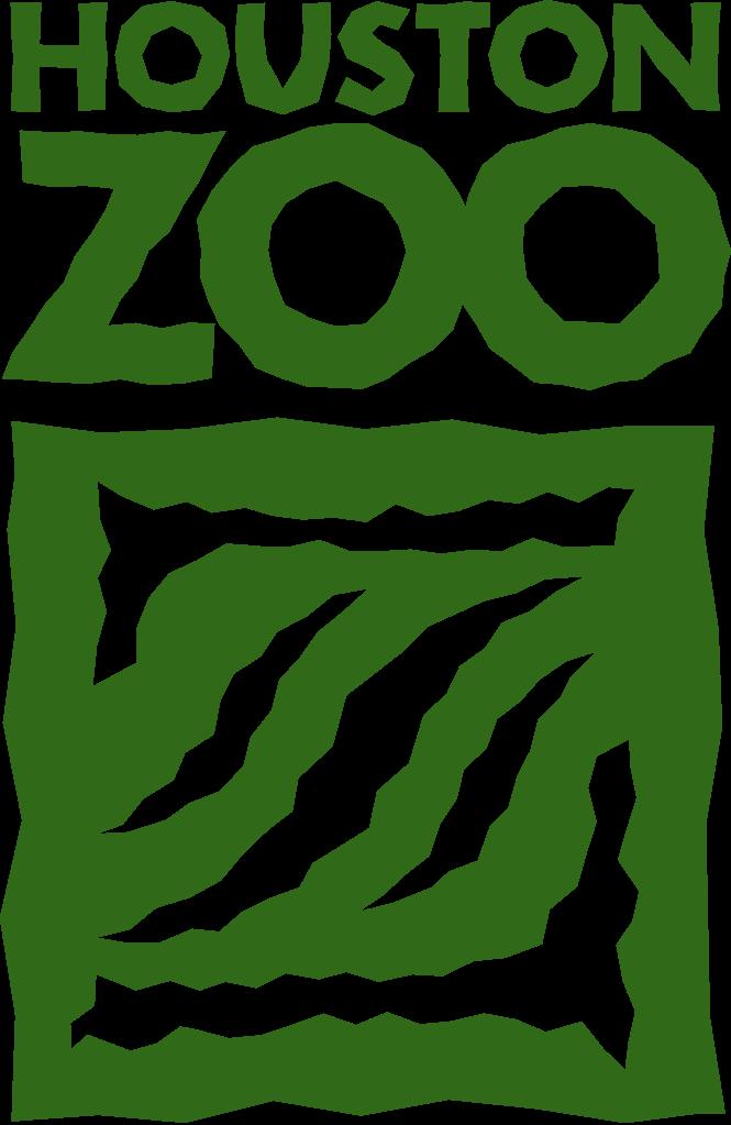 Zoo clipart logo Zoo logo File:Houston Zoo svg