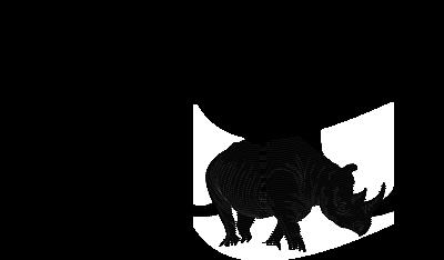Zoo clipart logo Clipart – Download black black