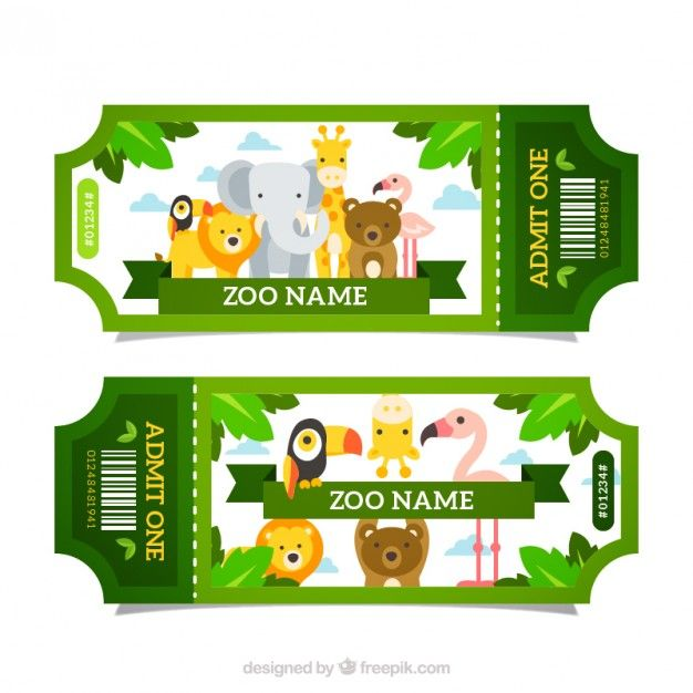 Zoo clipart ticket counter Zoo on with Best 20+