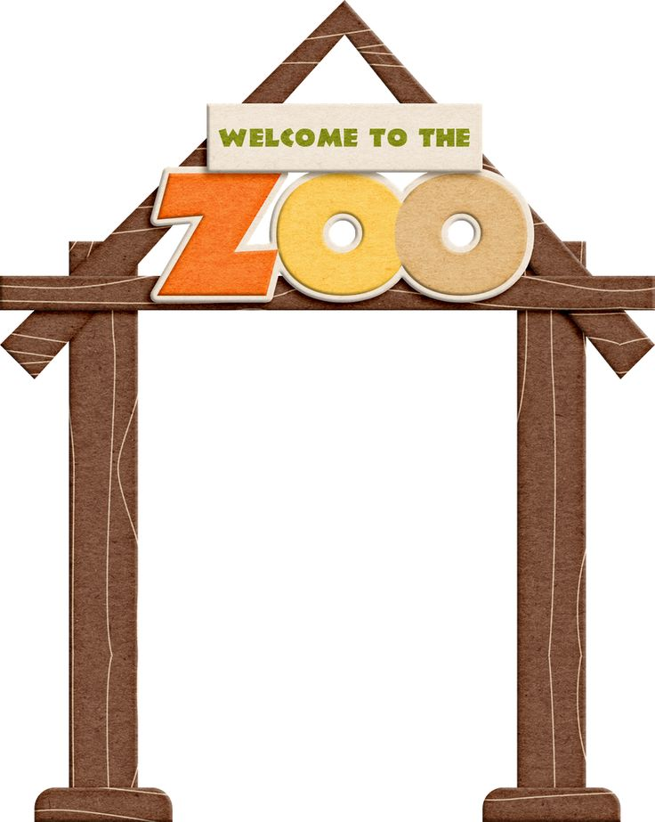 Zoo clipart ticket counter Say on Zoo all CLIP