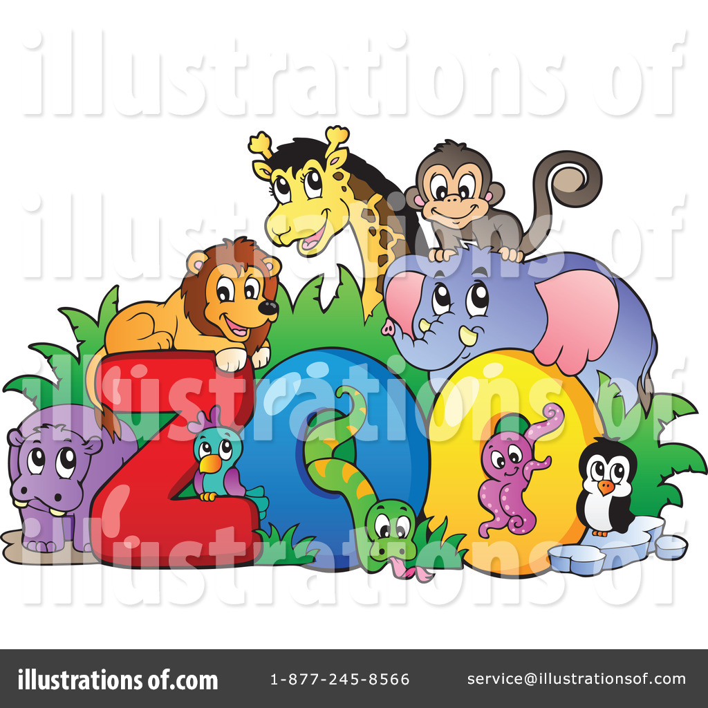 Zoo clipart together Clipart zoo #1090367 clipart animal