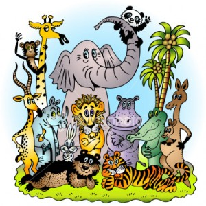 Zoo clipart together Animal Project Zoo  LiveBinder