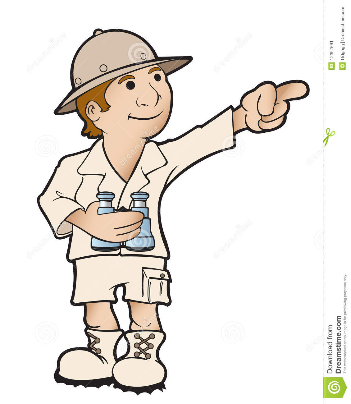 Hiking clipart tour guide Art art  guide Guiding