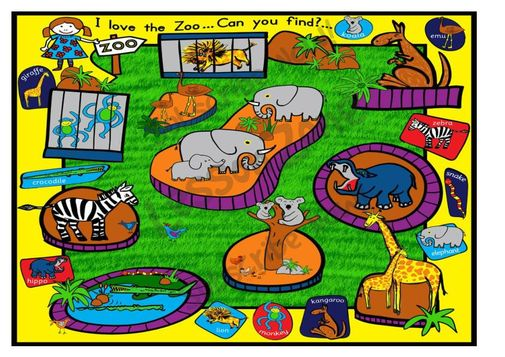 Zoo clipart zoo map Carte about on images de