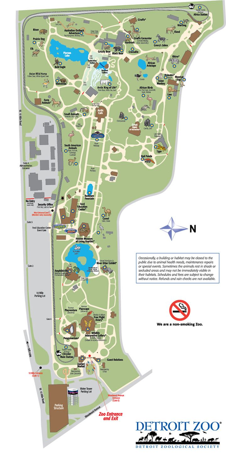 Zoo clipart zoo map Map best images 18 of