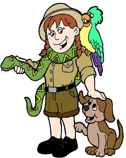 Zoo clipart zoologist Exotic of to of would