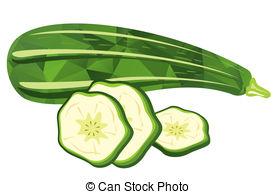 Zucchini clipart And Zucchini a 1