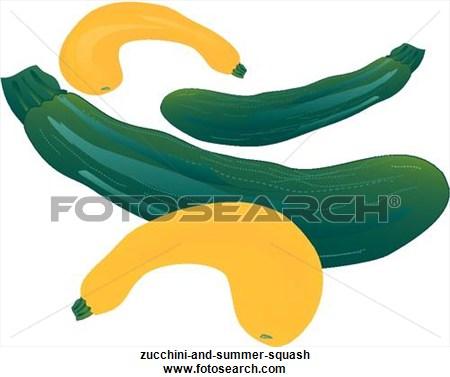 Zucchini clipart summer squash Images Clipart Panda Free Clipart