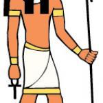Anubis Clipart