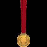Bronze Medal Third transparent PNG - StickPNG