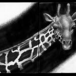 Countless Pens Used to Draw Detailed Animals Portraits | Portraits ...
