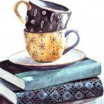 Best 25+ Coffee cup art ideas on Pinterest