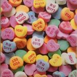 Best 25+ Valentine candy hearts ideas on Pinterest