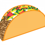 Free Taco Clipart Pictures - Clipartix