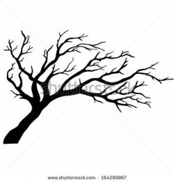 Drawn branch