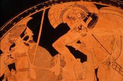 Achilles clipart penthesilea