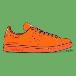 Adidas clipart fun walk