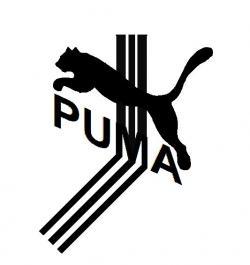 Puma clipart logo