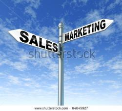 Advertisement clipart sales and marketing