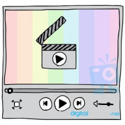 Advertisement clipart tv show