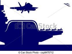 Aircraft Carrier clipart new