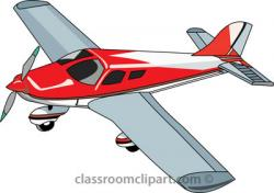 Skydiving clipart airplane