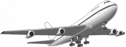 Aviation clipart jetplane