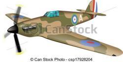 Aviation clipart spitfire