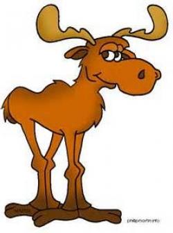 Moose clipart alaska
