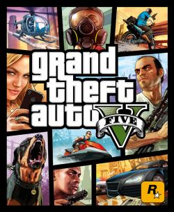 Cover clipart gta v
