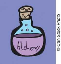 Alchemy clipart alchemist