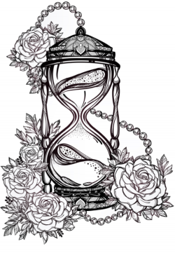 Alchemy clipart coloring book