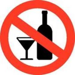 Alcohol clipart anti