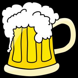 Alcohol clipart beer mug