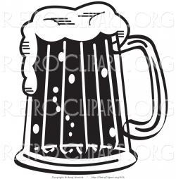 Pub clipart beer mug