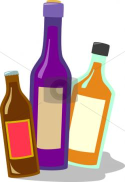 Beverage clipart liquor store