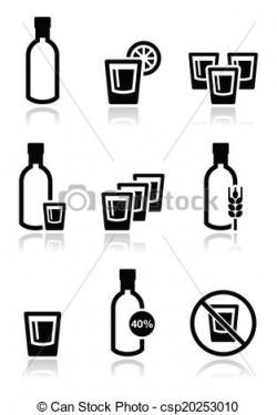 Vodka clipart alcohol