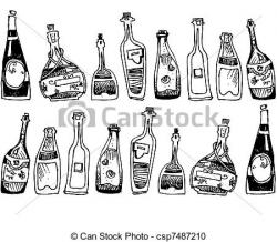 Wodka clipart alcohol