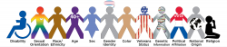 Alone clipart racial discrimination